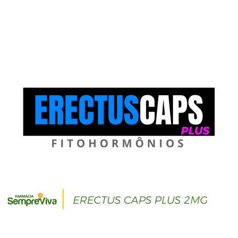 Erectus Caps 2mg Plus